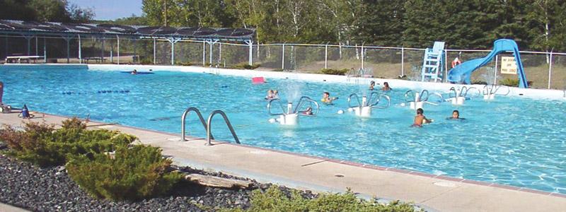 Binscarth Park & Pool, Binscarth, Manitoba