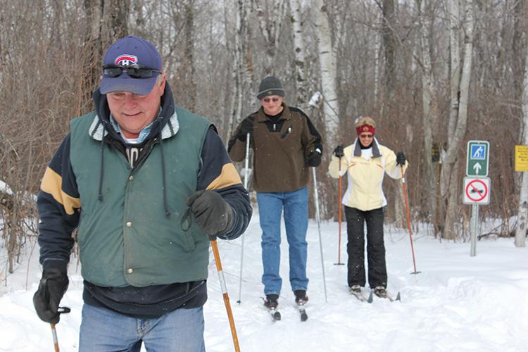 Moose-Lake-Cross-Country-Ski-Trail