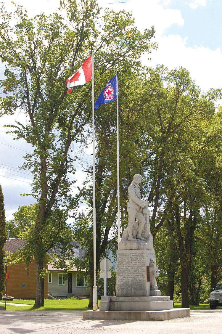 Russell Memorial Cenotaph