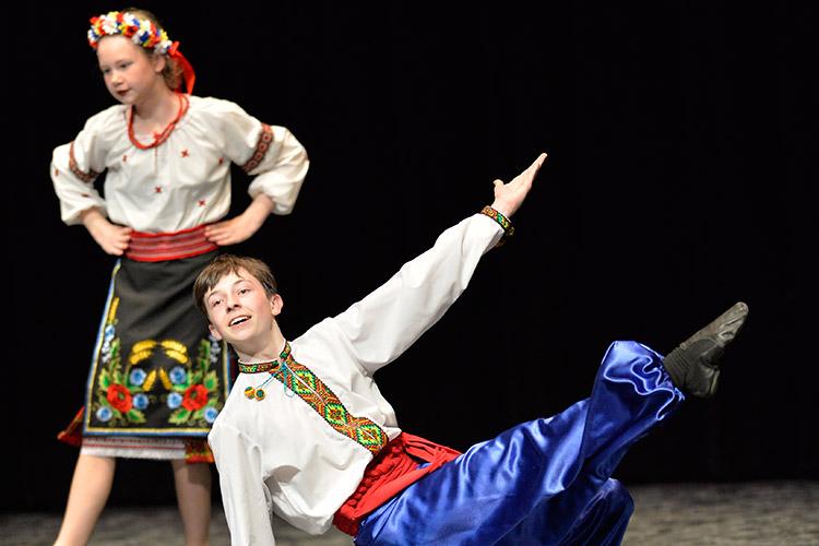 Yachminka Ukrainian Dance Ensemble, Russell, Manitoba